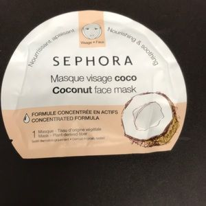 ❤️4 for $15❤️ Face Mask - Coconut - Nourishing